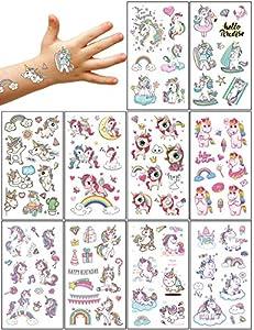 Aoligei 20 Hojas De Tatuajes