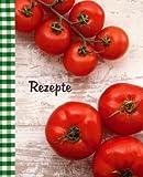 Rezeptsammler (Motiv Tomaten)
