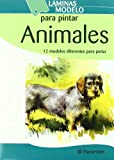 LAMINAS MODELO PARA PINTAR ANIMALES (Láminas modelo para dibujar)