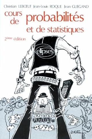 Cours de statistiques et probabilités