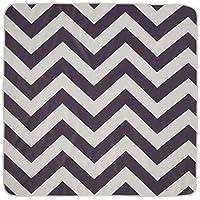Prince Lionheart Multi-Use CatchALL Floor Mat (42 x 42-Inch, Chevron Grey)