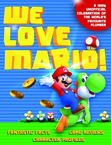 We Love Mario por Jon Hamblin