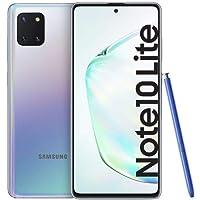 Samsung Galaxy Note10 Lite Android Smartphone ohne Vertrag mit Stift, 4.500 mAh Akku, Schnellldaden, 6,7 Zoll Super…