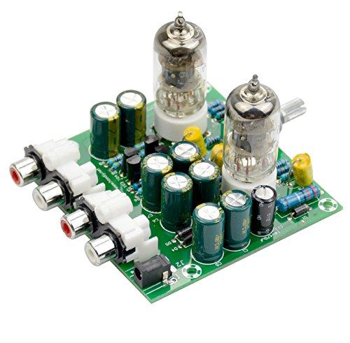 iHaospace 6J1 Röhrenvorverstärkerplatine Vorverstärker Röhrenverstärker Board HiFi Buffer Vorverstärker DIY Audio Board Kits