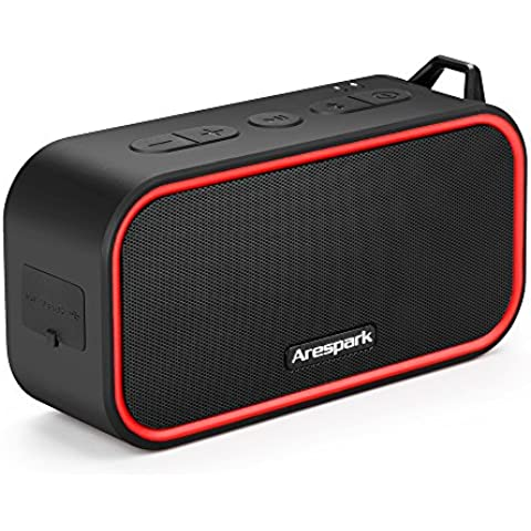 Arespak Wireless Bluetooth 4.0 Altoparlante Impermeabile, All