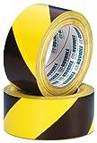 Advance Tapes AT0008 Ruban de balisage (Noir/jaune)