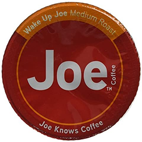 Joe Wake up Joe K-cups 12 Pods/box (Pack of 2) by Joe Knows Coffee