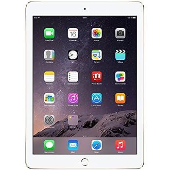 """Apple iPad Air 2 - Tablet de 9.7"""" (A8X, M8, 16 GB, 2 GB de RAM, Flash, iOS), oro (importado)"""