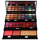 Gloss! - NH-M0063 - Palette de Maquillage - 61 Pièces, Coffret Cadeau-Coffret Maquillage