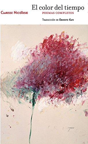El color del tiempo por Clarisse Nicoïdski