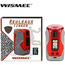 WISMEC Reuleaux Tinker 300W TC MOD Cigarrillo electrónico Vape Soporte para vaporizador Columna sin batería Sin