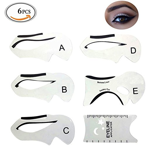 carte-eyeliner-et-smokey-outil-guide-eyeliner-pochoir-cidbestr-6-formes-guide-eyeliner-pochoir-pocho