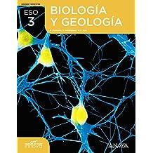Biología y Geología 3. (Aprender es crecer innova) - 9788467853001
