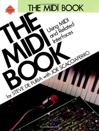 Midi Book: Using Midi and Related Interfaces (Syntharts Series)
