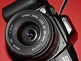 CANON EOS 5000 Kamera - analoge Spiegelreflexkamera inkl. Objektiv CANON ZOOM LENS EF 38-76 mm - 1:4.5-5.6 Durchmesser 52 mm - sehr feines Sammlerstück ## analog technique by PHOTOFROG ##