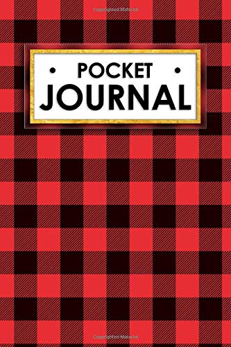 Besten Kostüm Office - Pocket Journal: Bold red tartan plaid personal journal keeps all your poems, dreams, class notes and sketches in one nifty book! (Cute Perfect Pocket Journal, Band 1)
