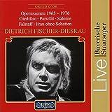 Bayerische Staatsoper Live - Dietrich Fischer-Dieskau (Opernszenen 1965-1976)
