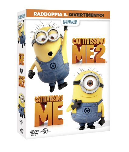 Cattivissimo Me Collection (2 DVD)
