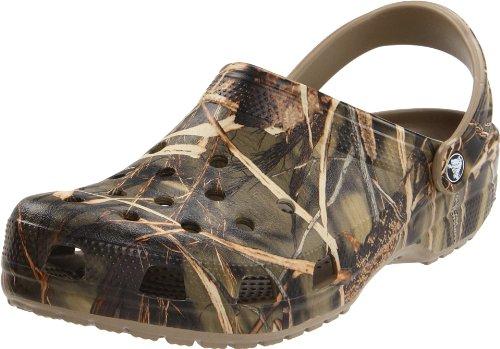 crocs-classic-realtree-zoccolo-da-uomo-marrone-khaki-39-40
