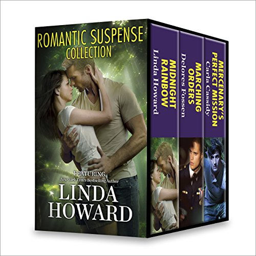 Romantic Suspense Collection: Featuring Linda Howard (English Edition)