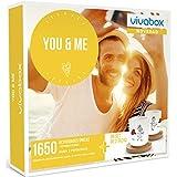 VIVABOX Caja Regalo-You & ME-1.650 Actividades. Incluye: un Juego