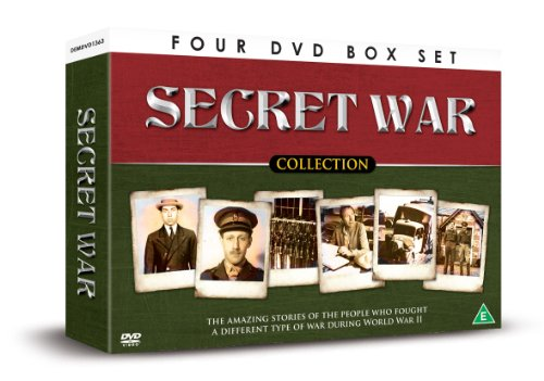 Secret War [DVD] [UK Import]