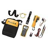 Fluke 116HLK Multimeter, HVAC Multimeter and IR Thermometer Kit, 1