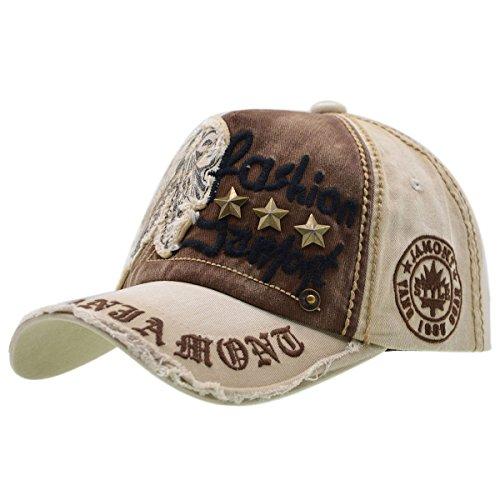 cotone-cappello-da-baseball-iparaailury-regolabile-cappellini-da-baseball-per-ambientazione-esterna-