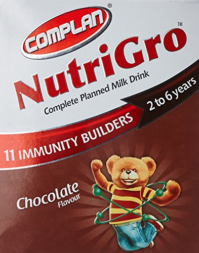 Complan Nutri-Gro Refill - 400 g (Chocolate)