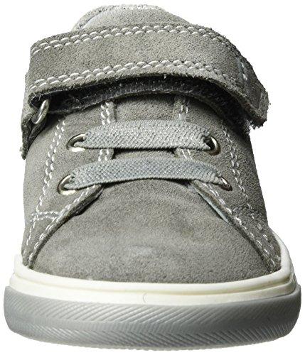 Richter Kinderschuhe Fedora, Sneakers basses fille Grau (rock/silver)