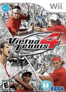 Virtua Tennis 4 (Nintendo Wii) (NTSC)