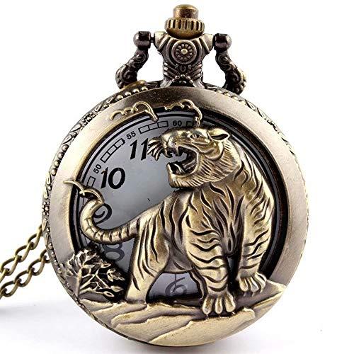 Taschenuhr mit, mit Quarz-Uhrwerk und Halskette, cooler gebraucht kaufen  Wird an jeden Ort in Deutschland