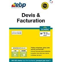 EBP Devis & Facturation Classic + VIP - 2018 [PC Download]