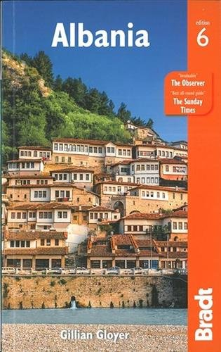 Albania (Bradt Travel Guides) por Gillian Gloyer