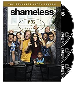 Shameless: The Complete Fifth Season [Import USA Zone 1]