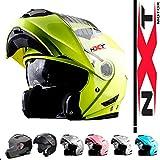 Best Crash Helmets - NXT Moto FF860 Motorbike Helmet Motorcycle Moped Scooter Review