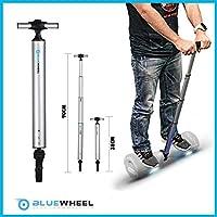 Bluewheel Haltestange H60 für Self Balance Boards 38 bis 90cm Scooter Handle aus Aluminium - Balance Bar Optimal und sicher für Anfänger, Roller Handgriff für Elektro-Scooter, Hoverboard Haltegriff