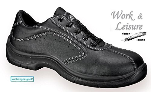 lites-footwear-by-safeway-a398-40-shoes-lites-side-perforated-lace-up-size-40-black