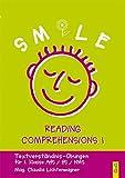 Smile 1 - Smile - Reading Comprehensions 1: Englisch-Übungsbuch für die 1. Klasse NMS / AHS