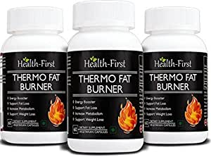 Health First Thermo Fat Burner - 180 Capsules