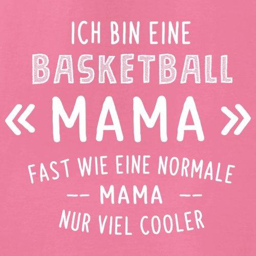 Ich bin eine Basketball Mama - Damen T-Shirt - 14 Farben Azalee