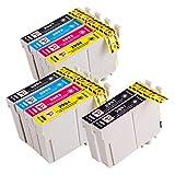 PerfectPrint Compatible Encre Cartouche Remplacement Pour Epson XP-235 XP-335 XP-432...