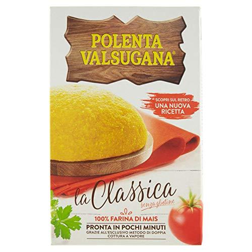 Valsugana Polenta Farina di Mais Cotta a Vapore - 1 Prodotto