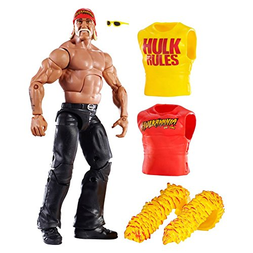 Wwe Elite Series 34 Hulk Hogan Picture