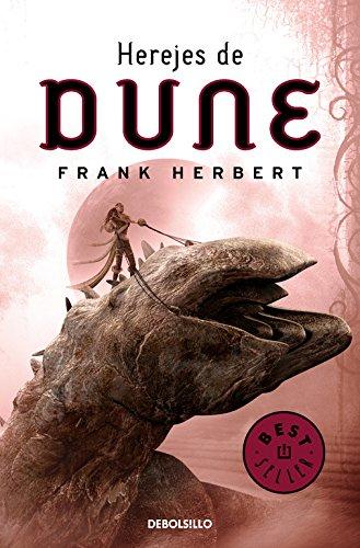Herejes de Dune (Dune 5) (BEST SELLER) por Frank Herbert