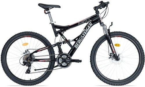 DHS Alu-Mountainbike 26 Zoll /RoyalFX/, MTB, Scheibenbremsen, Shimano 21 Gang, Modell 2014
