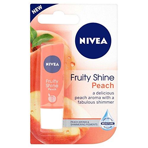 NIVEA Lipcare Fruity Shine Peach