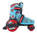 SFR - Stomper Adjustable Childrens Skate, Blau, 28/32