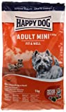 Happy Dog Hundefutter 49131 Mini Adult Fit und Well 1 kg