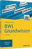 BWL Grundwissen (Haufe TaschenGuide)